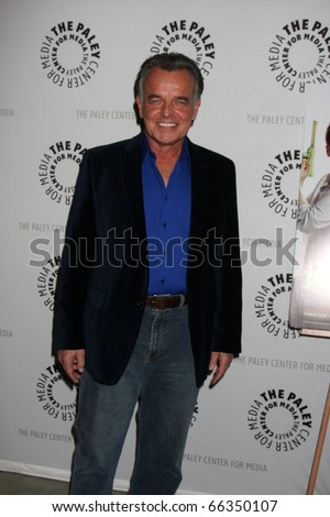"LOS ANGELES - NOV 29:  Ray WIse arrives at ""Psych:  A Twin Peaks Gathering"" at Paley Center for Media on November 29, 2010 in Beverly Hills, CA"