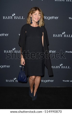 LOS ANGELES - NOV 11:  Rebecca Gayheart at the Annual Baby Ball in honor of World Adoption Day at NeueHouse on November 11, 2016 in Los Angeles, CA