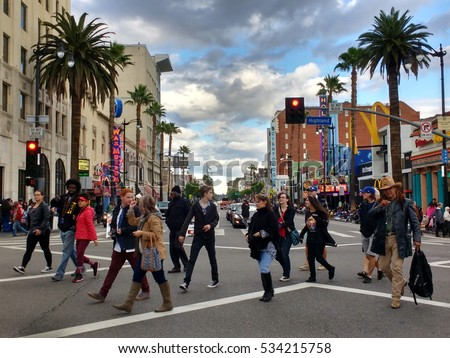 Los angeles dec 29th 2016 close stock photo 545200162 for Famous people los angeles