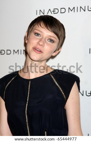 "LOS ANGELES - NOV 18:  Valorie Curry arrives at the ""In Add Minus"" LA Store Launch Party at 5900 Wishire Blvd on November 18, 2010 in Los Angeles, CA"