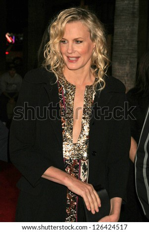 LOS ANGELES - NOVEMBER 12: Daryl Hannah at the 2006 Artivists Awards at Egyptian Theatre November 12, 2006 in Hollywood, CA.