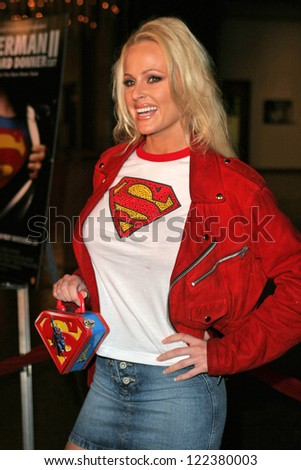 "LOS ANGELES - NOVEMBER 2: Katie Lohmann at the Screening of ""Superman II: The Richard Donner Cut"" at Directors Guild of America on November 2, 2006 in Beverly Hills, CA."