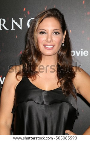 "LOS ANGELES - OCT 25:  Alex Meneses at the ""Inferno"" Special Screening at Directors Guild of America on October 25, 2016 in Los Angeles, CA"