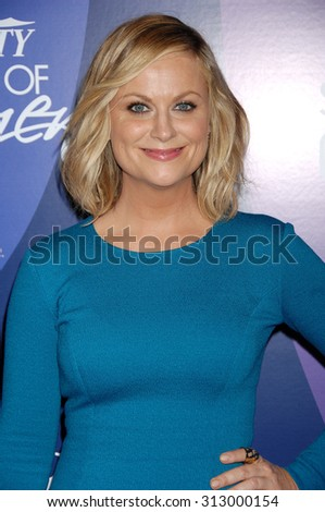 LOS ANGELES - OCT 4:  Amy Poehler arrives at the Variety 5th Annual Power of Women Event   on October 4, 2013 in Beverly Hills, CA