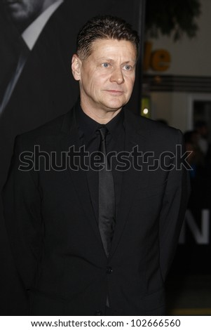 LOS ANGELES - OCT 20: Andrew Niccol at the 'In Time' Premiere at the Regency Village Theatre on October 20, 2011 in  in Los Angeles, California