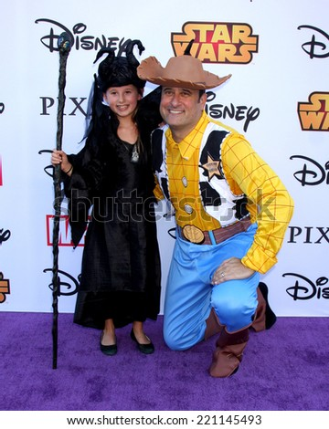 LOS ANGELES - OCT 1:  Benjamin King at the VIP Disney Halloween Event at Disney Consumer Product Pop Up Store on October 1, 2014 in Glendale, CA