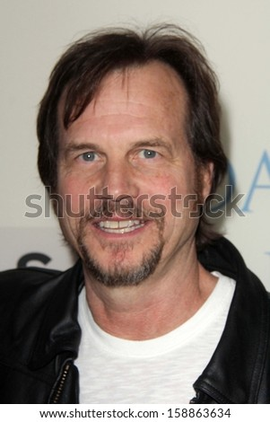 "LOS ANGELES - OCT 17:  Bill Paxton at the ""Dallas Buyers Club"" - Los Angeles Premiere at Academy of Motion Picture Arts and Sciences on October 17, 2013 in Beverly Hills, CA - stock photo"