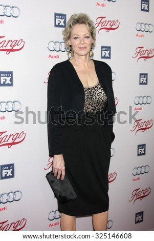 "LOS ANGELES - OCT 7:  Jean Smart at the ""Fargo"" Season 2 Premiere Screening at the ArcLight Hollywood Theaters on October 7, 2015 in Los Angeles, CA"