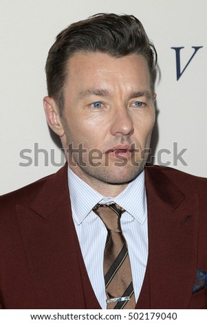 "LOS ANGELES - OCT 20:  Joel Edgerton at the ""Loving"" Premiere at Samuel Goldwyn Theater on October 20, 2016 in Beverly Hills, CA"