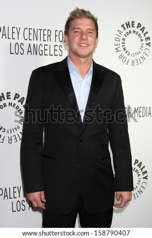 LOS ANGELES - OCT 16:  Kenny Johnson at the 2013 Paley Center For Media Benefit Gala at 21st Century Fox Studios Lot on October 16, 2013 in Century City, CA