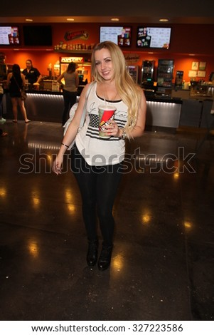 los angeles oct 9 lexi belle stock photo (royalty free) 327223586