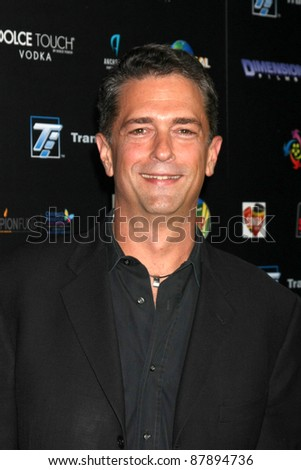 LOS ANGELES   OCT 30: Malek Akkad At The SCare Foundation Halloween Launch  Benefit At