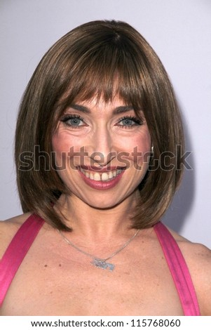 "LOS ANGELES - OCT 13:  Naomi Grossman arrives at the ""American Horror Story: Asylum"" Premiere Screening at Paramount Theater on October 13, 2012 in Los Angeles, CA - stock photo"