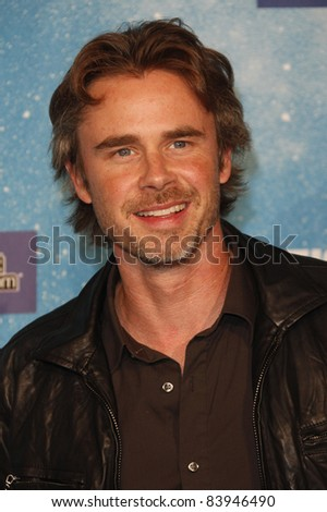 "LOS ANGELES - OCT 17: Sam Trammell at the Spike TV's ""Scream 2009"" Awards held at the Greek Theater on October 17, 2009 in Los Angeles, California."