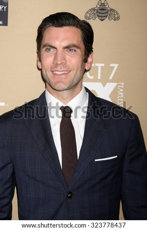 "LOS ANGELES - OCT 3:  Wes Bentley at the ""American Horror Story: Hotel"" Premiere Screening at the Regal 14 Theaters on October 3, 2015 in Los Angeles, CA"