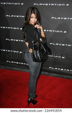 Vida guerra stock images royalty free images vectors shutterstock los angeles october 08 vida guerra at the playstation 3 launch party october 08 voltagebd Choice Image