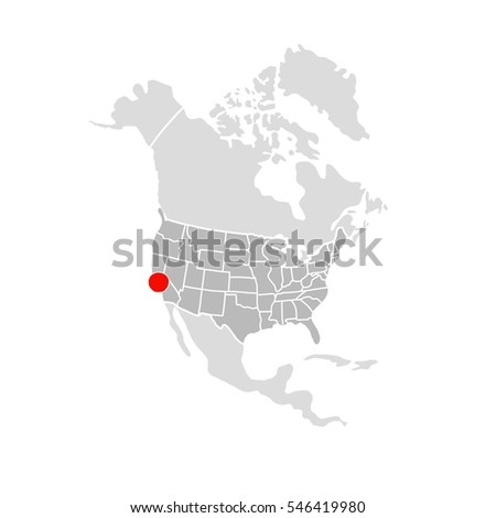 Los Angeles Area Map Stock Images RoyaltyFree Images Vectors - Los angeles on a us map