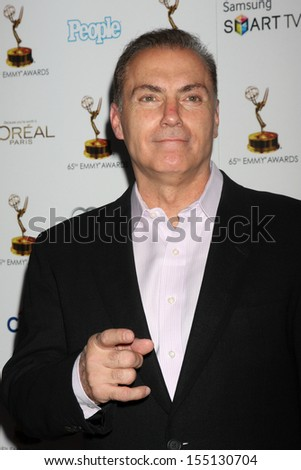 LOS ANGELES - SEP 20:  Al Sapienza at the Emmys Performers Nominee Reception at  Pacific Design Center on September 20, 2013 in West Hollywood, CA - stock photo
