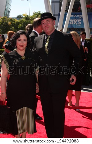 LOS ANGELES - SEP 15:  Alex Borstein at the Creative Emmys 2013 - Arrivals at Nokia Theater on September 15, 2013 in Los Angeles, CA