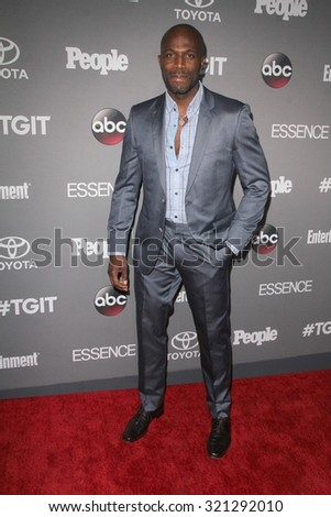 LOS ANGELES - SEP 26:  Billy Brown at the TGIT 2015 Premiere Event Red Carpet at the Gracias Madre on September 26, 2015 in Los Angeles, CA - stock photo