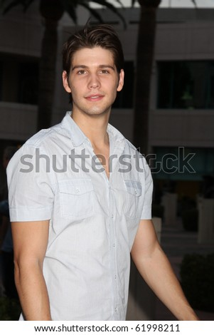 "LOS ANGELES - SEP 28:  Casey Deidrick arrives at  ""Celebrating 45 Years of Days of Our Lives"" at Academy of Television Arts & Sciences on September 28, 2010 in No. Hollywood, CA"