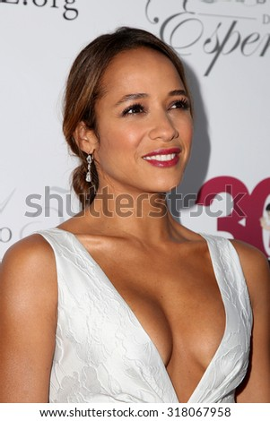 "LOS ANGELES - SEP 17:  Dania Ramirez at the Padres Contra El Cancer's 15th Annual ""El Seuno De Esperanza"" at the Boulevard3 on September 17, 2015 in Los Angeles, CA"