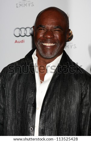 LOS ANGELES - SEP 21:  Glynn Turman arrives at the Primetime Emmys Performers Nominee Reception at Spectra by Wolfgang Puck on September 21, 2012 in Los Angeles, CA - stock photo