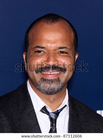 "LOS ANGELES - SEP 27:  Jeffrey Wright arrives to the ""The Ides of March"" Los Angeles Premiere  on September 27,2011 in Beverly Hills, CA"