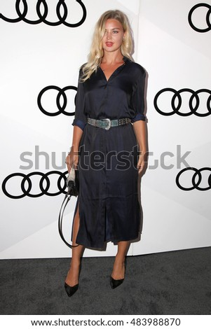 LOS ANGELES - SEP 15:  Jennifer Akerman at the Audi Celebrates The 68th Emmys at the Catch on September 15, 2016 in West Hollywood, CA