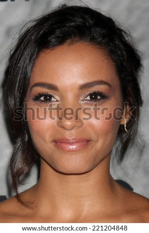"LOS ANGELES - SEP 30:  Jessica Lucas at the ""Gracepoint"" Premiere Party at LACMA on September 30, 2014 in Los Angeles, CA"