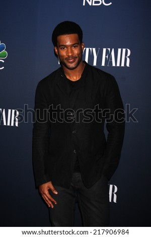 LOS ANGELES - SEP 16:  JR Lemon at the NBC & Vanity Fair's 2014-2015 TV Season Event at Hyde Sunset on September 16, 2014 in West Hollywood, CA - stock photo