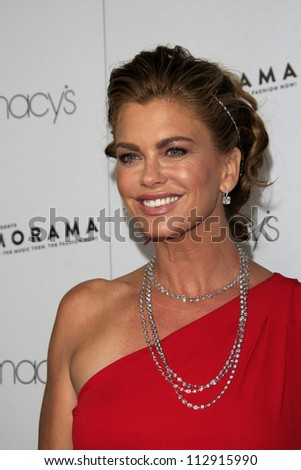 LOS ANGELES - SEP 7:  Kathy Ireland arrives at the Macy's Passport 30th Glamorama at Orpheum Theater on September 7, 2012 in Los Angeles, CA