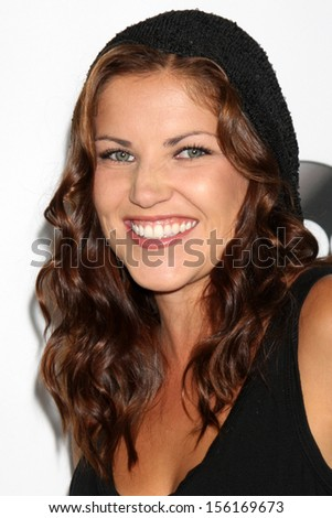 LOS ANGELES - SEP 28:  Marika Dominczyk at the Grey's Anatomy 200th Show Party at The Colony on September 28, 2013 in Los Angeles, CA