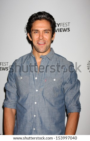 Neal bledsoe stock images royalty free images vectors los angeles sep 11 neal bledsoe at the paleyfest previews fall tv nbc sciox Choice Image