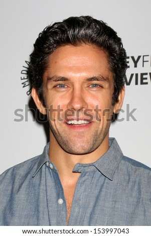 Neal bledsoe stock images royalty free images vectors los angeles sep 11 neal bledsoe at the paleyfest previews fall tv nbc sciox Gallery