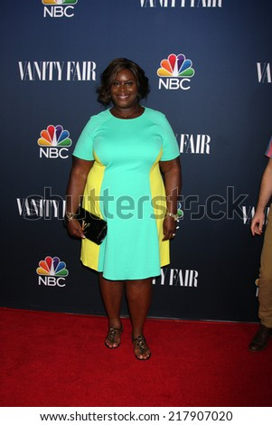 LOS ANGELES - SEP 16:  Retta at the NBC & Vanity Fair's 2014-2015 TV Season Event at Hyde Sunset on September 16, 2014 in West Hollywood, CA - stock photo
