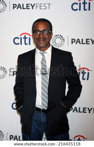 LOS ANGELES - SEP 10:  Tim Meadows at the Paley Center For Media's PaleyFest 2014 Fall TV Previews - NBC at Paley Center For Media on September 10, 2014 in Beverly Hills, CA - stock photo