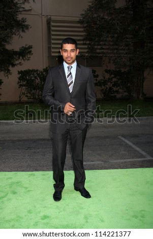 LOS ANGELES - SEP 29:  Wilmer Valderrama arrives at the 2012 Environmental Media Awards at Warner Brothers Studio on September 29, 2012 in Burbank, CA