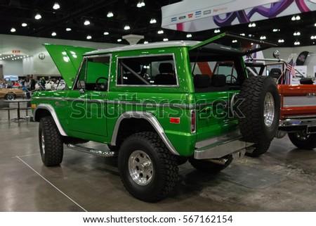 Miami Airport Convention Center Car Show