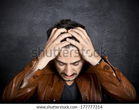 Loser - stock photo