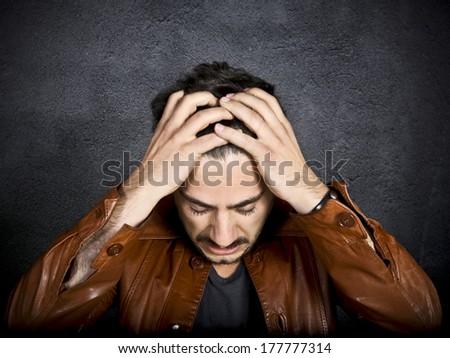Loser - stock photo