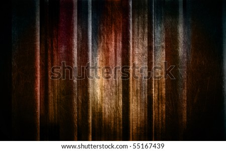 Lost Forest - stock photo