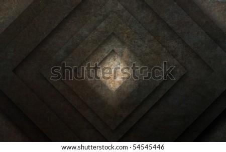 Lost temple - stock photo