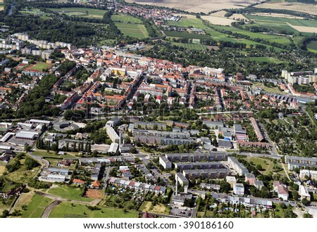 Louny, Czech Republic - stock photo