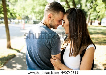 love couple fun