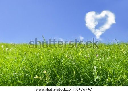 love everywhere - stock photo