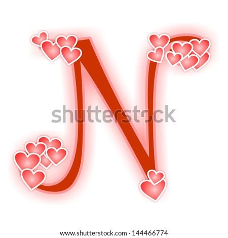 A Alphabet Love Wallpaper Love Letter Alphabet M...