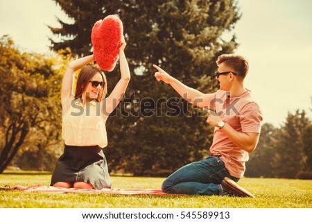 man playing games relationship