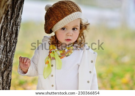 lovely and fashion toddler girl