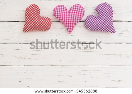 Lovely background with hearts for Valentines Day, Birthday, Mothers Day or Anniversary.
